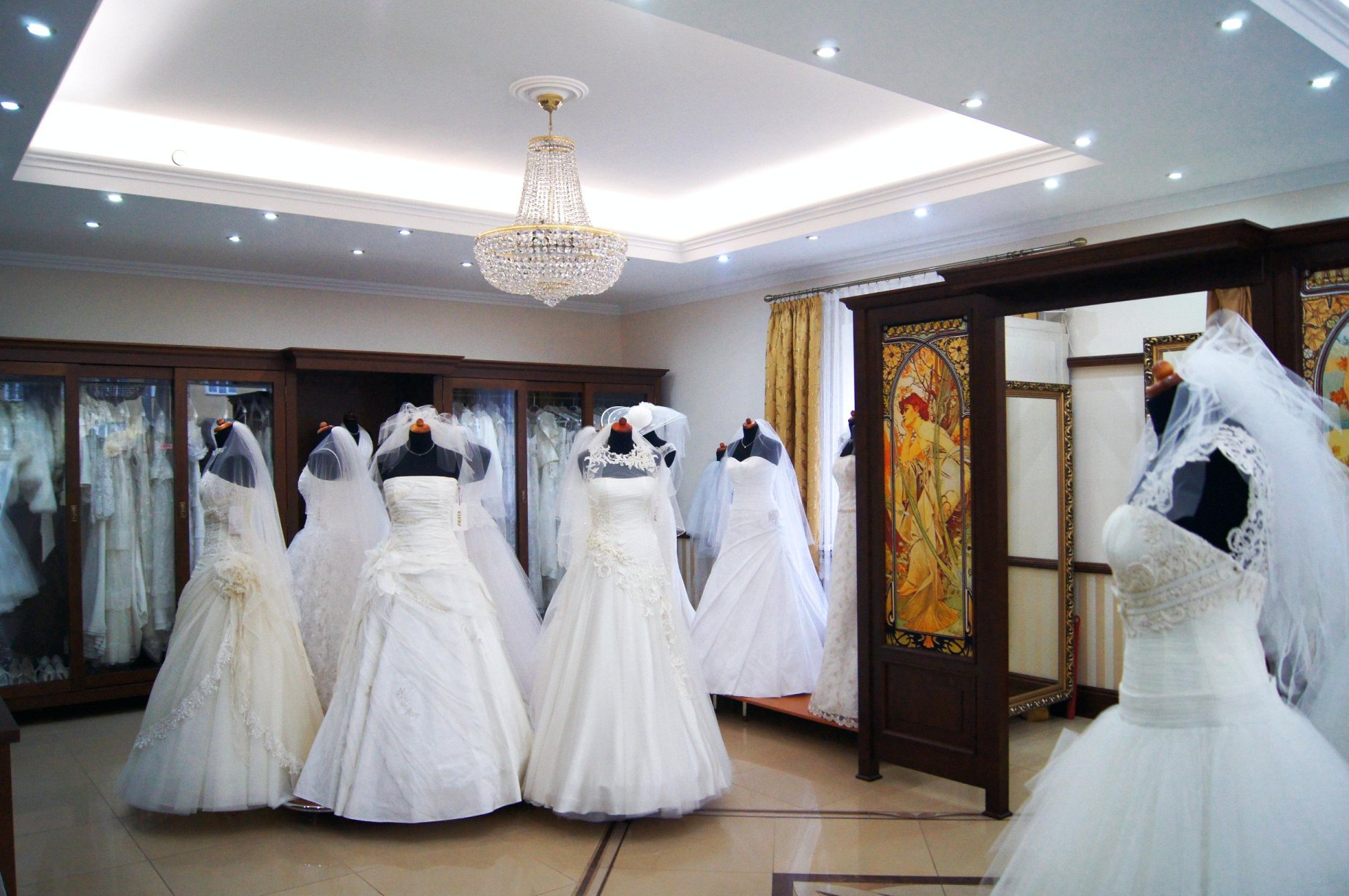 Salon sukien slubnych